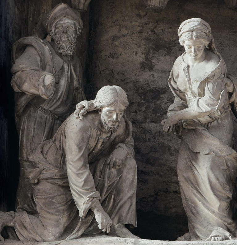 Domenica Quinta di Quaresima – Terzo anno di Papa Francesco